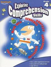 Cover of: Exploring Comprehension Skills, Grade 4 (Exploring Comprehension Skills) | Linda Ward Beech
