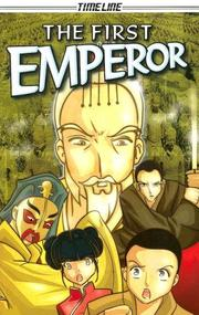 Cover of: The First Emperor | Vicki Low