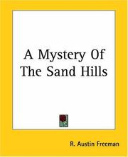 Cover of: A Mystery Of The Sand Hills