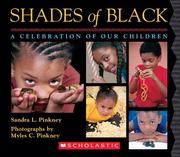 Cover of: Shades of black