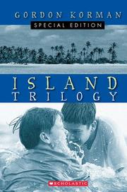 Cover of: Island Trilogy Bind-Up