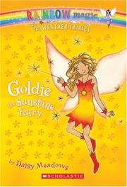 Cover of: Goldie The Sunshine Fairy (Weather Fairies)