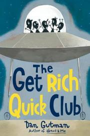 Cover of: The Get Rich Quick Club