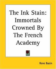 Cover of: The Ink-Stain