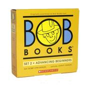 Cover of: Bob Books Set 2-Advancing Beginners | Bobby Lynn Maslen