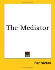 Cover of: The Mediator | Roy Norton