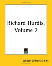 Cover of: Richard Hurdis