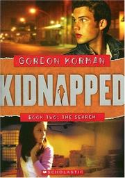 Cover of: Kidnapped Book: The Search (Kidnapped)