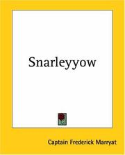 Cover of: Snarleyyow