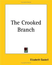 Cover of: The Crooked Branch | Elizabeth Cleghorn Gaskell
