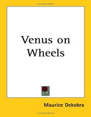 Cover of: Venus on Wheels