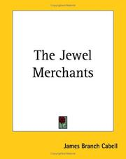 Cover of: The jewel merchants