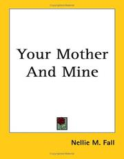 Cover of: Your Mother And Mine