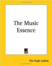 Cover of: The Music Essence