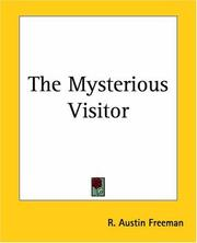 Cover of: The Mysterious Visitor
