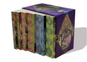 Cover of: Harry Potter Paperback Box Set (Books 1-6) | J. K. Rowling