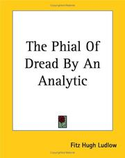 Cover of: The Phial of Dread by an Analytic