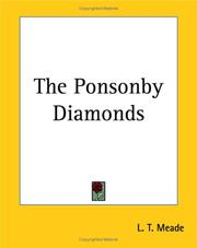 Cover of: The Ponsonby Diamonds