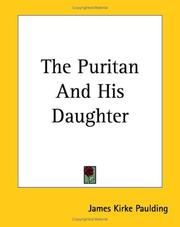 Cover of: Puritan and His Daughter