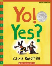 Cover of: Yo! Yes?
