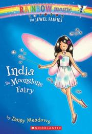 Cover of: India The Moonstone Fairy (Jewel Fairies)
