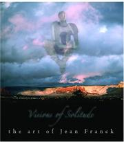 Cover of: Visions of Solitude | Jean Franck