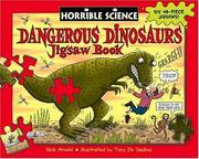 Cover of: Dangerous Dinosaurs Jigsaw Book (Horrible Science)