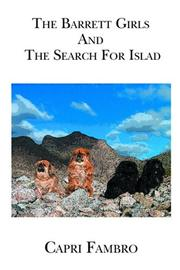 Cover of: The Barrett Girls and The Search for Islad | Capri Fambro
