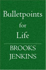 Cover of: Bulletpoints for Life | Brooks Jenkins