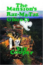 Cover of: The Mansion's Raz-Ma-Taz Ghost