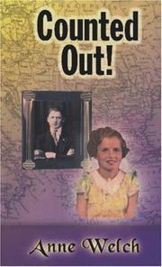 Cover of: Counted Out | Anne Welch
