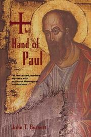 Cover of: The Hand of Paul | John T. Burnett