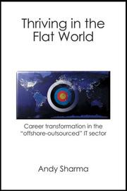 Cover of: Thriving in the Flat World | Andy Sharma