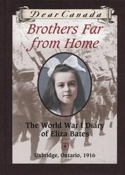 Cover of: Brothers far from home | Jean Little