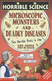 Cover of: Deadly Diseases (Horrible Science)