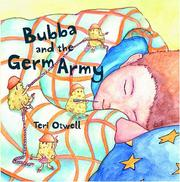 Cover of: Bubba and the Germ Army