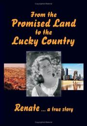 Cover of: From the Promised Land to the Lucky Country | Renate
