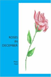 Cover of: Roses in December