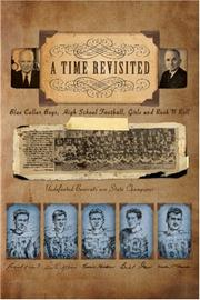 Cover of: A TIME REVISITED | Mickey Beckham
