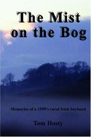 Cover of: The Mist on the Bog | Tom Hosty