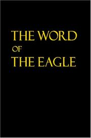 Cover of: The Word of the Eagle | Gordon Hammond