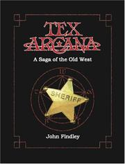 Cover of: Tex Arcana