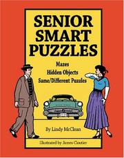 Cover of: Senior Smart Puzzles | Lindy McClean