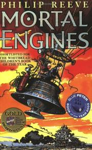 Cover of: Mortal Engines