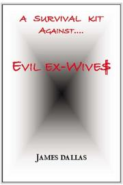 Cover of: Evil Ex-Wives by James Dallas