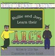 Cover of: Rullie and Joey Learn Their ABCs | Lilly K. Pope