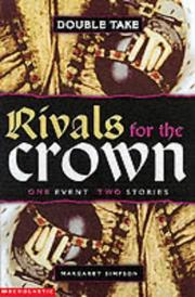 Cover of: Rivals for the Crown (Double Take)