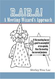 Cover of: R.A!R.A!  A Meeting Wizard