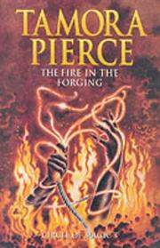 Cover of: The Fire in the Forging (Circle of Magic)