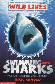 Cover of: Swimming with Sharks (Wild Lives)
